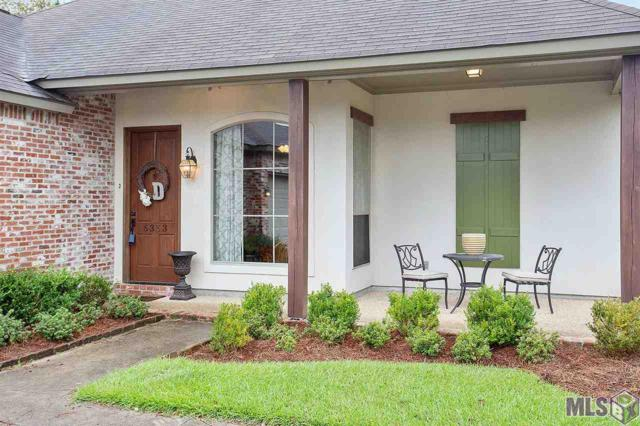 6353 Woodside Dr, Zachary, LA 70791 (#2018017537) :: The W Group with Berkshire Hathaway HomeServices United Properties