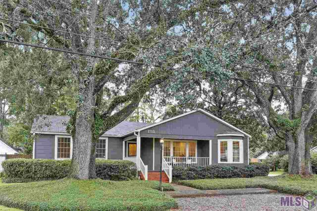 1712 Edinburgh Ave, Baton Rouge, LA 70808 (#2018017567) :: Patton Brantley Realty Group