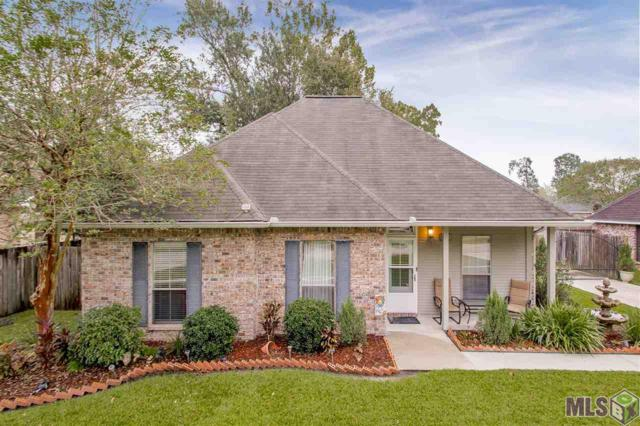 1222 E Tiffani Ave, Gonzales, LA 70737 (#2018017591) :: The W Group with Berkshire Hathaway HomeServices United Properties