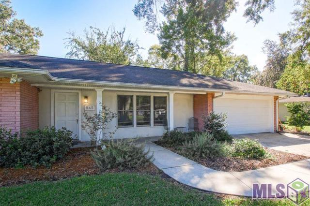 945 E Riveroaks Dr, Baton Rouge, LA 70815 (#2018017614) :: Smart Move Real Estate