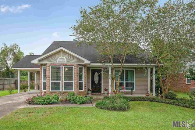 924 Kathryn Dr, Denham Springs, LA 70726 (#2018017617) :: The W Group with Berkshire Hathaway HomeServices United Properties