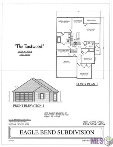 34626 Eagle Bend Dr, Denham Springs, LA 70706 (#2018017682) :: The W Group with Berkshire Hathaway HomeServices United Properties