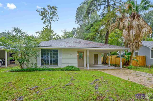 2412 Honeysuckle Ave, Baton Rouge, LA 70808 (#2018017699) :: Patton Brantley Realty Group