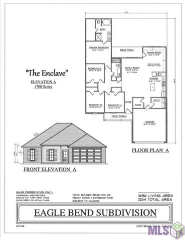 7819 High Eagle Ct, Denham Springs, LA 70706 (#2018017708) :: Smart Move Real Estate