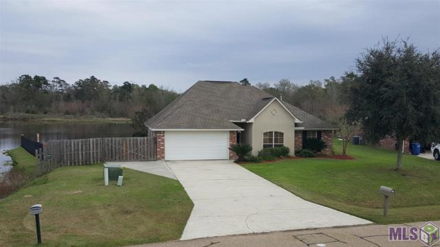 35986 Raleigh Dr, Denham Springs, LA 70706 (#2018018549) :: The W Group with Berkshire Hathaway HomeServices United Properties