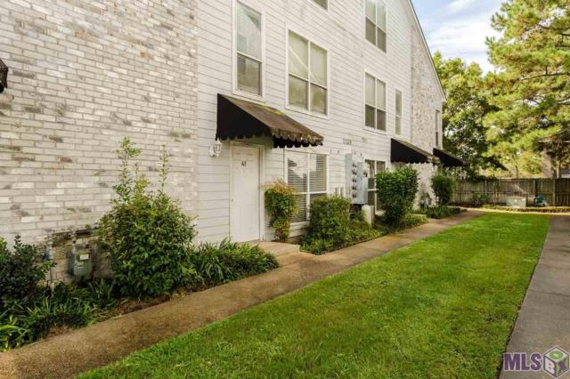 5139 Nicholson Dr #41, Baton Rouge, LA 70820 (#2018018701) :: Smart Move Real Estate