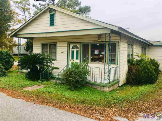 57985 Center St, Plaquemine, LA 70764 (#2018019542) :: Smart Move Real Estate