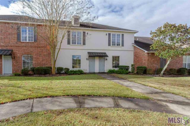 4000 Lake Beau Pre #51, Baton Rouge, LA 70820 (#2018020267) :: The W Group with Berkshire Hathaway HomeServices United Properties
