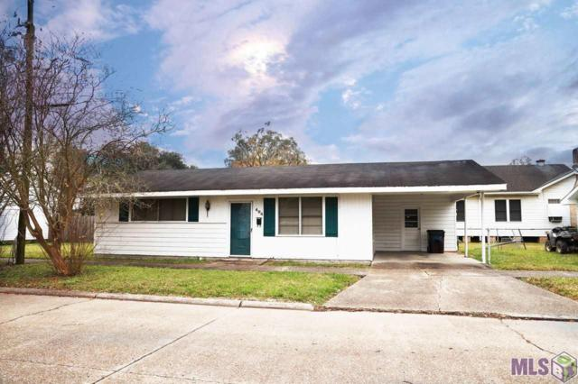 402 Lee Ave, Donaldsonville, LA 70346 (#2018020309) :: The W Group with Berkshire Hathaway HomeServices United Properties