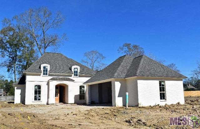37540 Cypress Hollow Ave, Prairieville, LA 70769 (#2018020563) :: The W Group with Berkshire Hathaway HomeServices United Properties