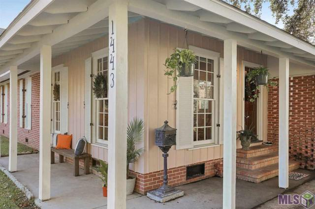 1443 Stuart Ave, Baton Rouge, LA 70808 (#2019000238) :: The W Group with Berkshire Hathaway HomeServices United Properties
