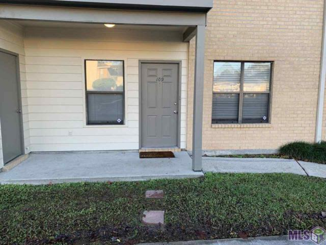 5141 Buttercreek Ln M109, Baton Rouge, LA 70809 (#2019000253) :: David Landry Real Estate