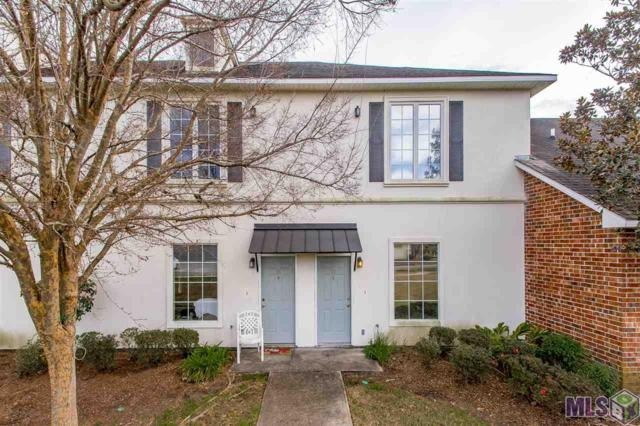 4000 Lake Beau Pre #17, Baton Rouge, LA 70820 (#2019000294) :: The W Group with Berkshire Hathaway HomeServices United Properties