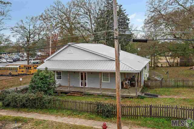 10906 Bank St, Clinton, LA 70722 (#2019000295) :: David Landry Real Estate