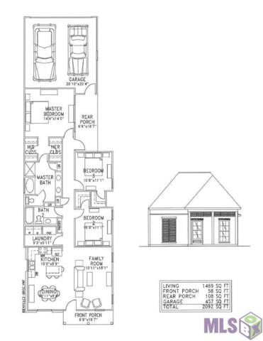 Lot 34 Pirates Alley, Central, LA 70818 (#2019000488) :: The W Group with Berkshire Hathaway HomeServices United Properties