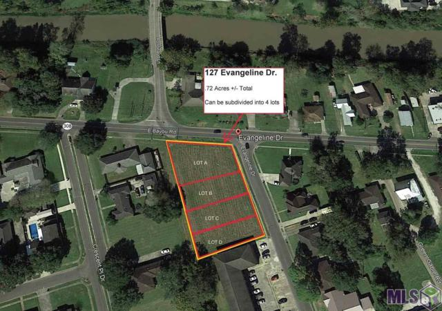 Proposed lot D Evangeline Dr, Donaldsonville, LA 70346 (#2019000912) :: Patton Brantley Realty Group