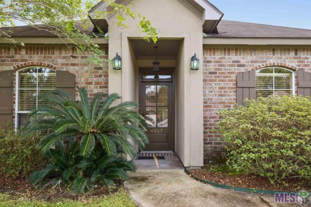 4027 Northshore Ave, Baton Rouge, LA 70820 (#2019000960) :: Darren James & Associates powered by eXp Realty