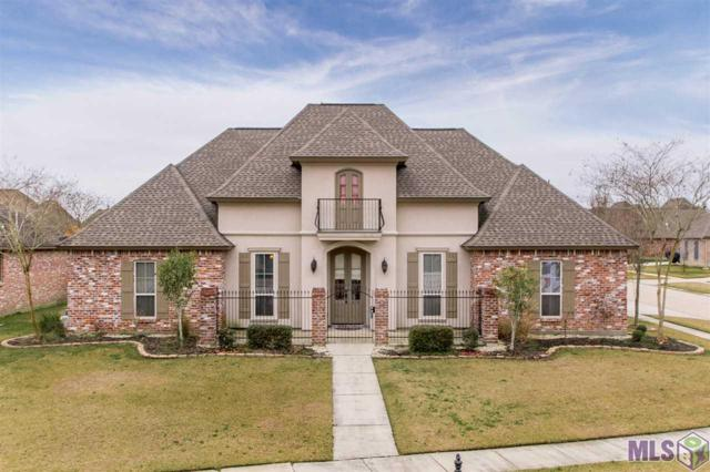 4091 Shady Ridge Ave, Zachary, LA 70791 (#2019000969) :: The W Group with Berkshire Hathaway HomeServices United Properties