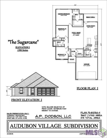 LOT 7-E Meadow Lark Ln, Denham Springs, LA 70726 (#2019001107) :: The W Group with Berkshire Hathaway HomeServices United Properties