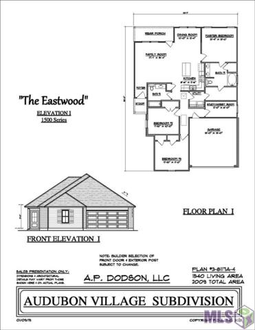 LOT 7-B Meadow Lark Ln, Denham Springs, LA 70726 (#2019001167) :: Patton Brantley Realty Group