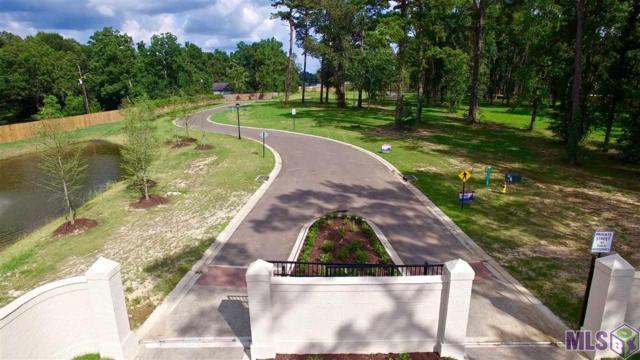 Lot # 5 Pecue Estates Ln, Baton Rouge, LA 70810 (#2019001315) :: Patton Brantley Realty Group