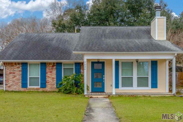 4026 Country Way Dr, Baton Rouge, LA 70816 (#2019001365) :: Darren James & Associates powered by eXp Realty