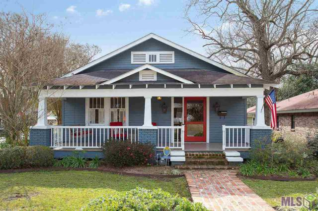 3884 Capital Heights Ave, Baton Rouge, LA 70806 (#2019001803) :: Smart Move Real Estate