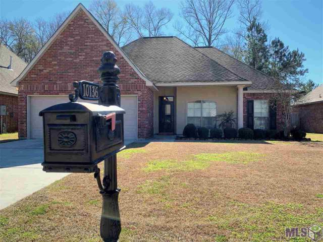 10136 Angela Dr, Denham Springs, LA 70706 (#2019002056) :: The W Group with Berkshire Hathaway HomeServices United Properties