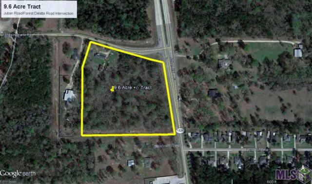 TBD Juban Rd, Denham Springs, LA 70726 (#2019002785) :: The W Group with Berkshire Hathaway HomeServices United Properties