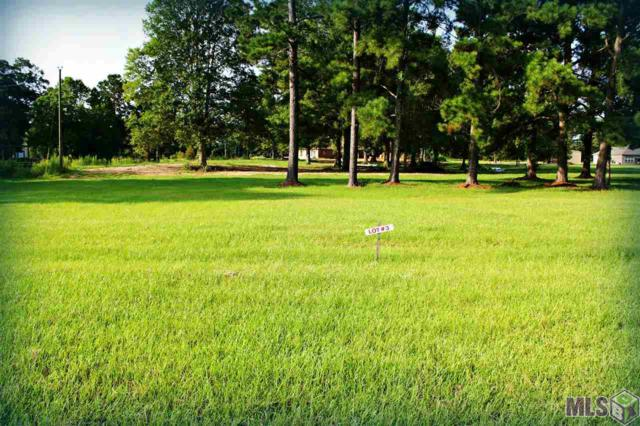 Lot 3 Tranquility Dr, Pine Grove, LA 70706 (#2019002942) :: Darren James & Associates powered by eXp Realty