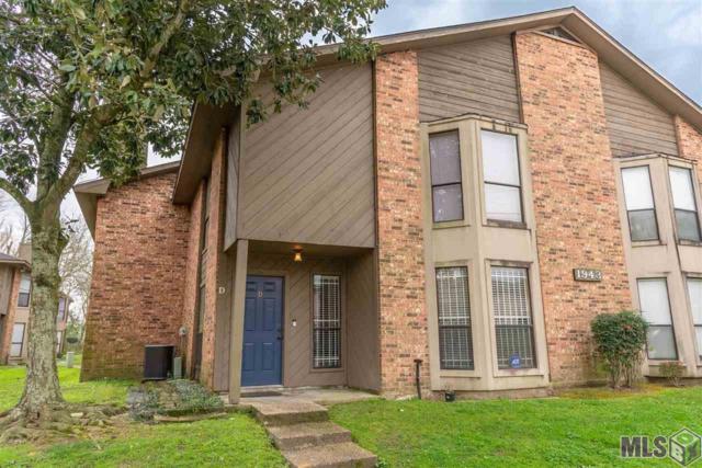1943 S Brightside View Dr D, Baton Rouge, LA 70820 (#2019003245) :: Smart Move Real Estate