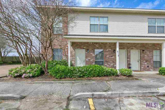 818 Meadow Bend Dr A, Baton Rouge, LA 70820 (#2019003844) :: David Landry Real Estate