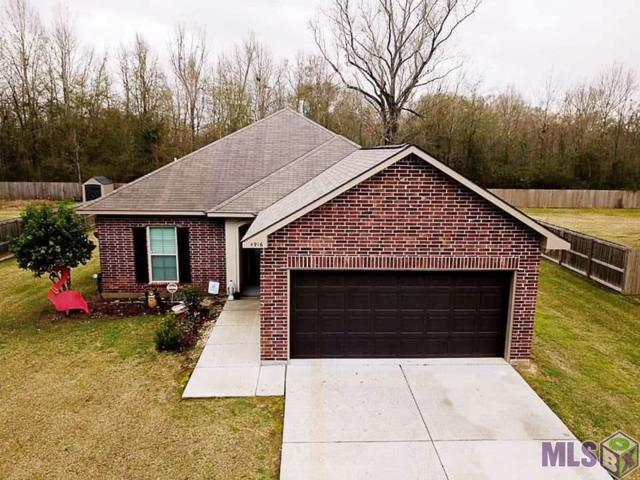 4916 Lois Dr, Zachary, LA 70791 (#2019004106) :: Patton Brantley Realty Group