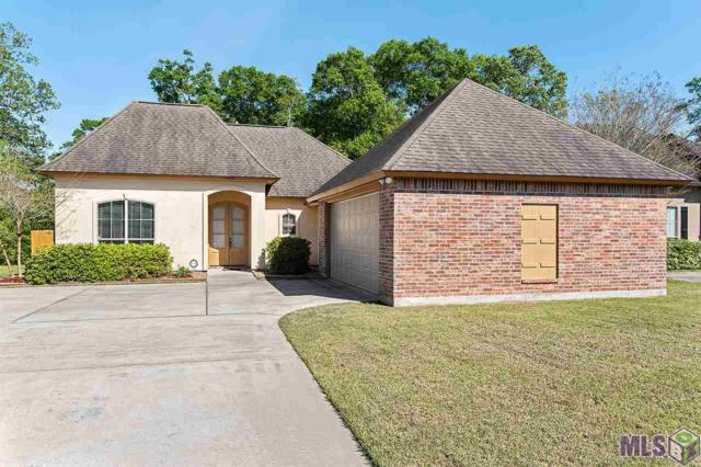 14039 West Creek Dr, Gonzales, LA 70737 (#2019005031) :: Darren James & Associates powered by eXp Realty