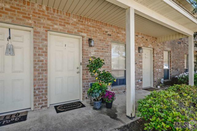 838 Meadowbend Dr F, Baton Rouge, LA 70820 (#2019005076) :: Patton Brantley Realty Group
