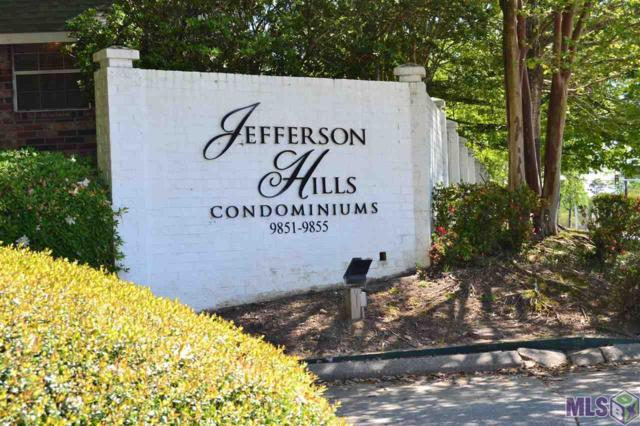 9855 Jefferson Hwy W-38, Baton Rouge, LA 70809 (#2019005217) :: Darren James & Associates powered by eXp Realty