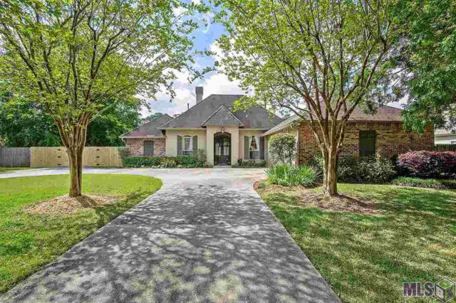 37417 Prairie Dr, Prairieville, LA 70769 (#2019005374) :: The W Group with Berkshire Hathaway HomeServices United Properties