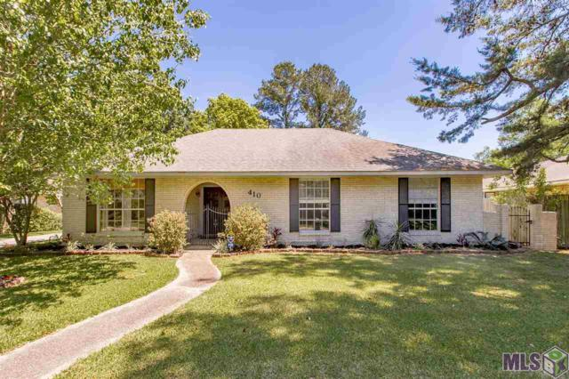 410 Chippenham Dr, Baton Rouge, LA 70808 (#2019006594) :: The W Group with Berkshire Hathaway HomeServices United Properties