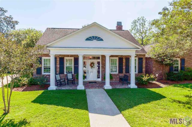 212 University Highlands Ct, Baton Rouge, LA 70808 (#2019006597) :: Patton Brantley Realty Group