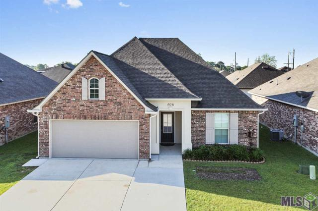 406 Cypress Garden Dr, HOUMA, LA 70364 (#2019006695) :: The W Group with Berkshire Hathaway HomeServices United Properties