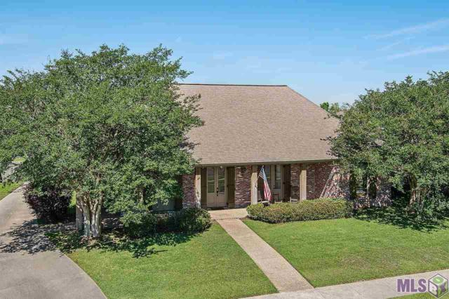 3945 Lake Ct, Zachary, LA 70791 (#2019006755) :: David Landry Real Estate