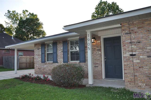 1905 Carolyn Ave, Denham Springs, LA 70726 (#2019007534) :: Smart Move Real Estate