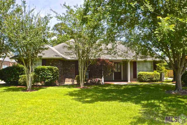 14490 Lake Crossing Dr, Gonzales, LA 70769 (#2019007921) :: Darren James & Associates powered by eXp Realty