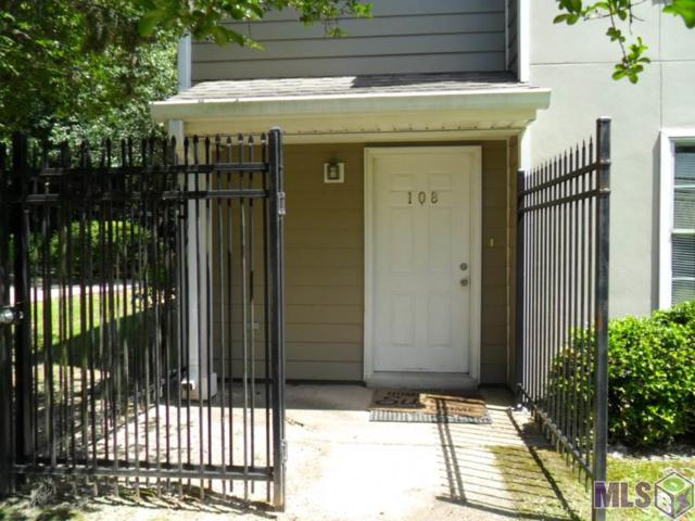 141 E Boyd Dr #108, Baton Rouge, LA 70808 (#2019008566) :: Darren James & Associates powered by eXp Realty