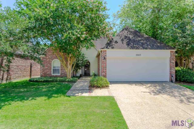 5943 Glen Cove Dr, Baton Rouge, LA 70809 (#2019008605) :: Patton Brantley Realty Group