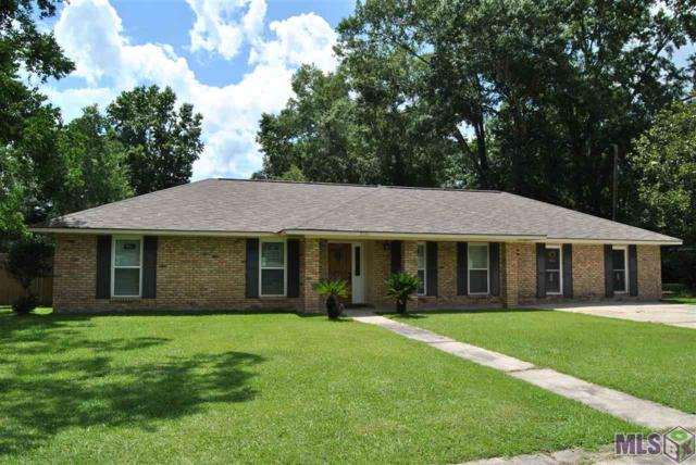 2131 S Woodcrest Ave, Denham Springs, LA 70726 (#2019009004) :: The W Group with Berkshire Hathaway HomeServices United Properties