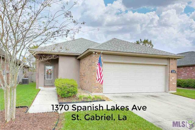 1370 Spanish Lakes Ave, St Gabriel, LA 70776 (#2019009099) :: Patton Brantley Realty Group