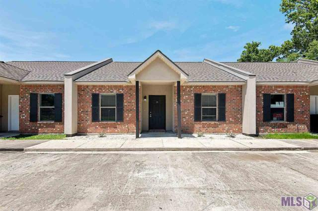 8911 Old Hermitage Pkwy #11, Baton Rouge, LA 70810 (#2019009259) :: The W Group with Berkshire Hathaway HomeServices United Properties