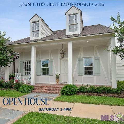 7760 Settlers Cir, Baton Rouge, LA 70810 (#2019009278) :: The W Group with Berkshire Hathaway HomeServices United Properties