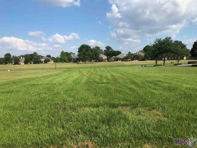 Lot 103 Stonewall Dr, Plaquemine, LA 70764 (#2019009886) :: Darren James & Associates powered by eXp Realty